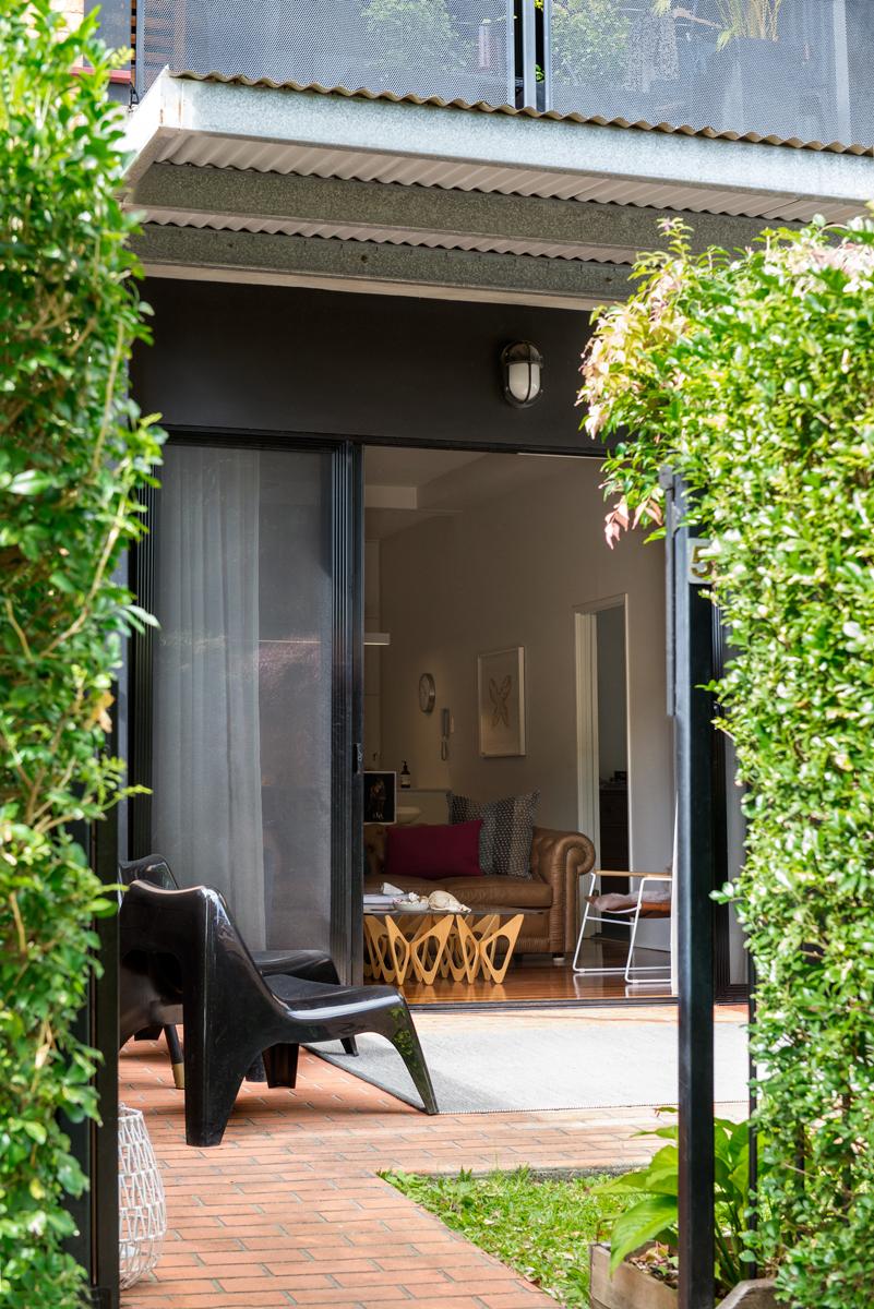 Georgia Cannon Interior Design, Brisbane, Gold Coast, M4 House. Photographer: Cathy Schusler