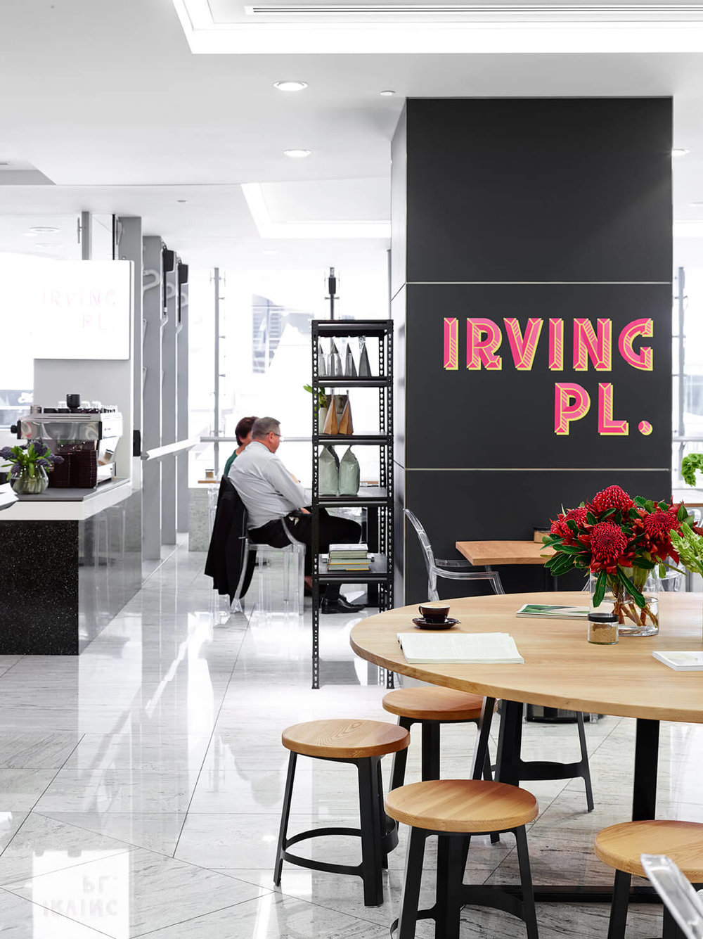 Irving Place Café
