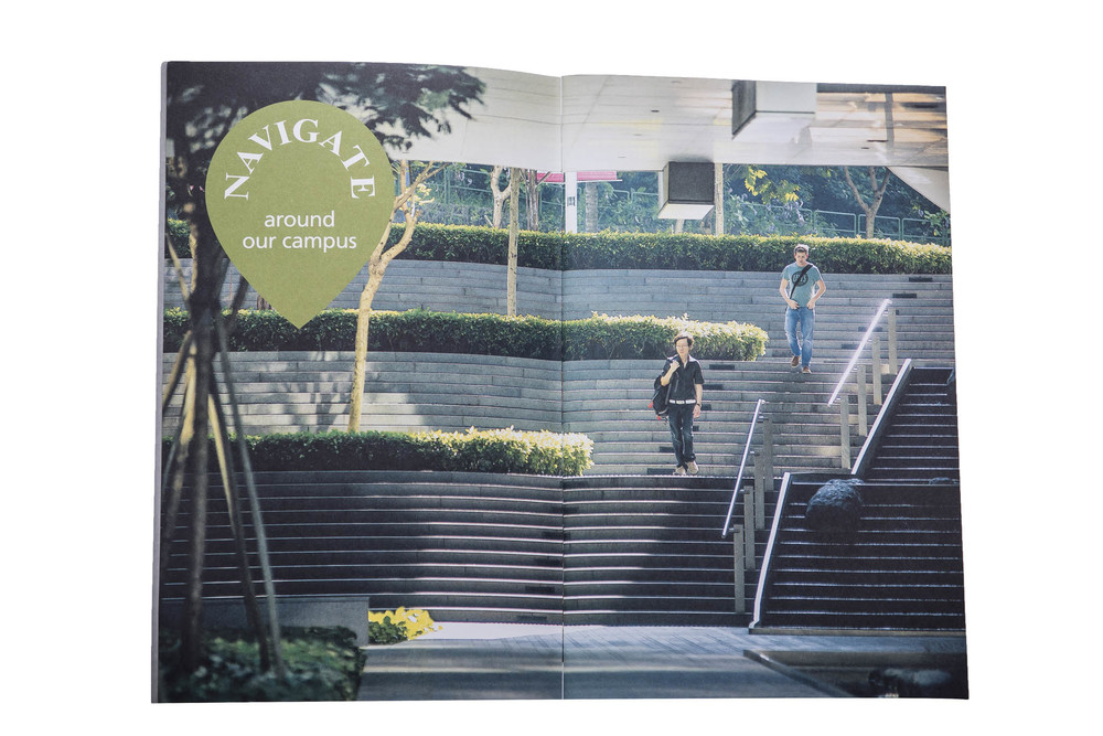 AROUND NUS: A Freshmen Booklet