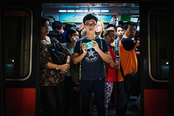Transit by Edwin Koo