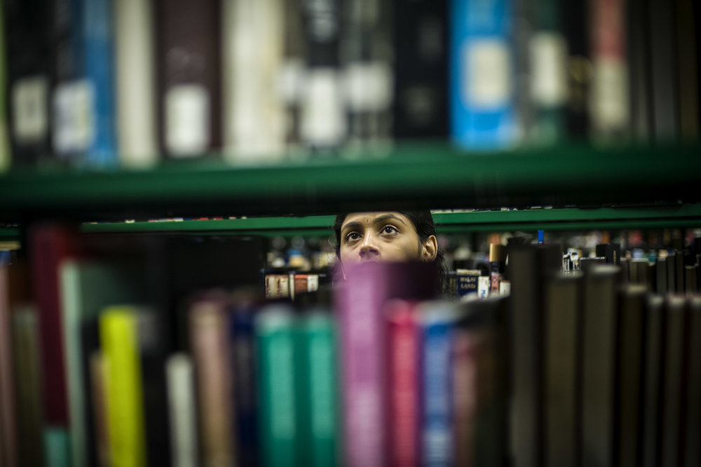 NOT AN EASY TASK: Looking for the right photographer is like finding the right book in a cavernous library. Photo by Captured.