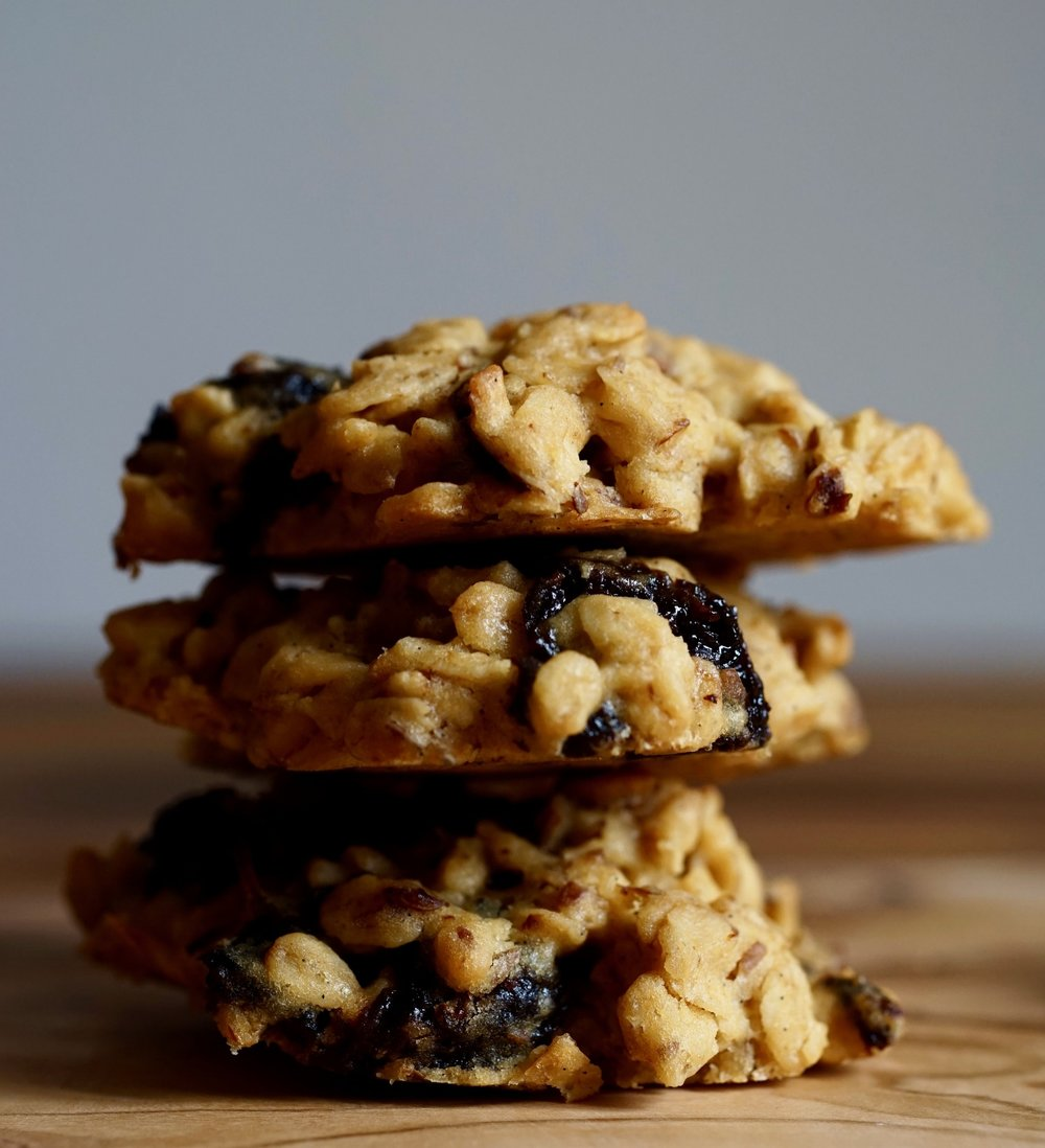Cookies for Breakfast? - Müesli Guetzli
