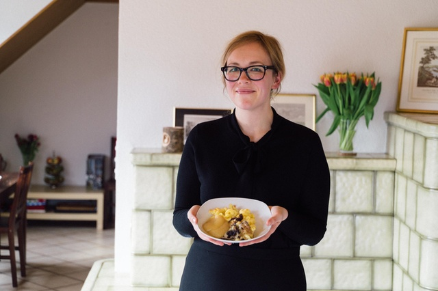 Swissinfo - Canadian-Swiss chef trades grilled cheese for Gruyère