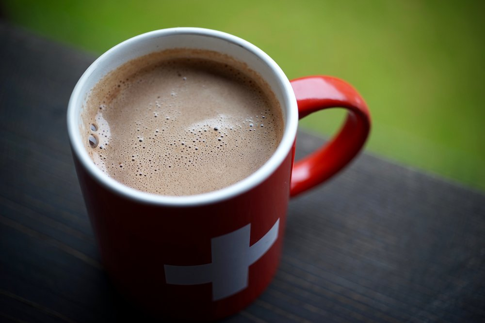 International School Parent Magazine - Five Warming Winter Drinks — Swiss Style