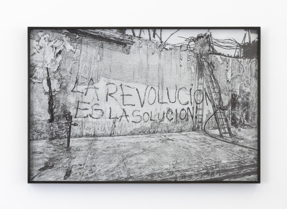 AALA_Snowing_Kang Seung Lee_Untitled (La Revolucion es la solucion!).jpg