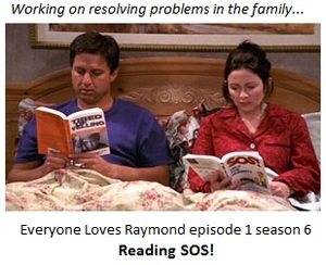 Time Out is presented in SOS Help for Parents on Everybody Loves Raymond episode ` season 6 with ray romano