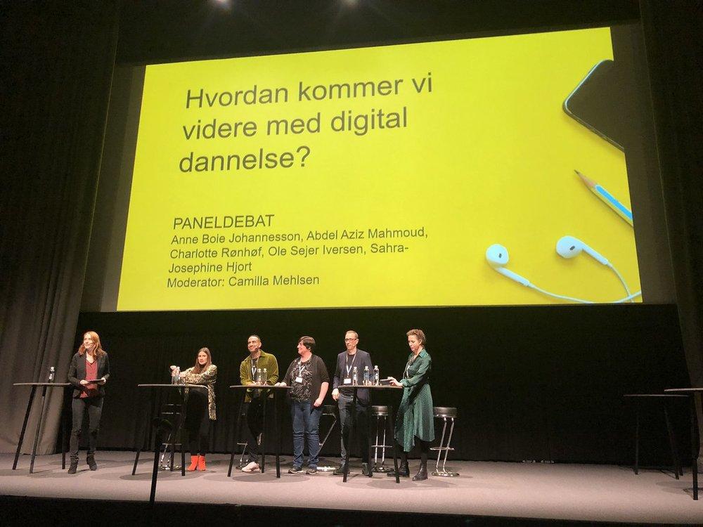 Foto: Alinea / Danmarks Læringsfestival 2019.