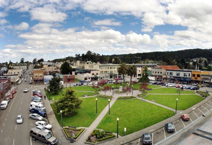 arcata california