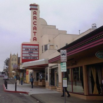 arcata california theatre