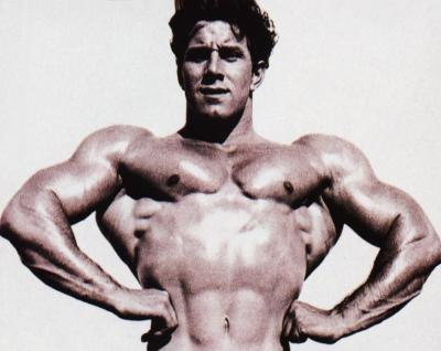 Reg Park proved the 5x5 program works!