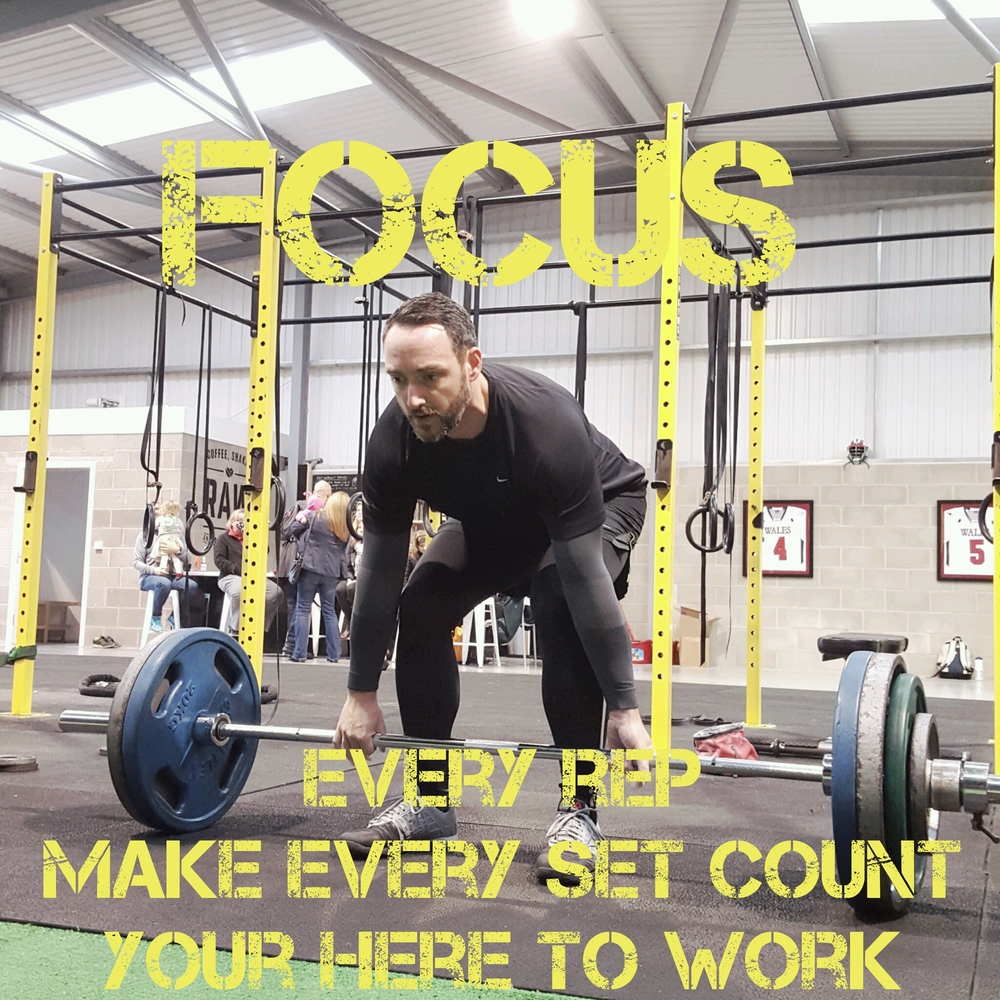 828cdd767515 How to Get That Focused Feeling… — Raw Strength Gym