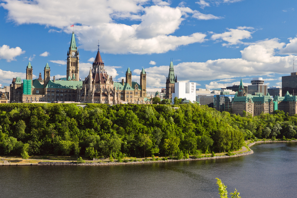 The CAPITAL city of Canada!