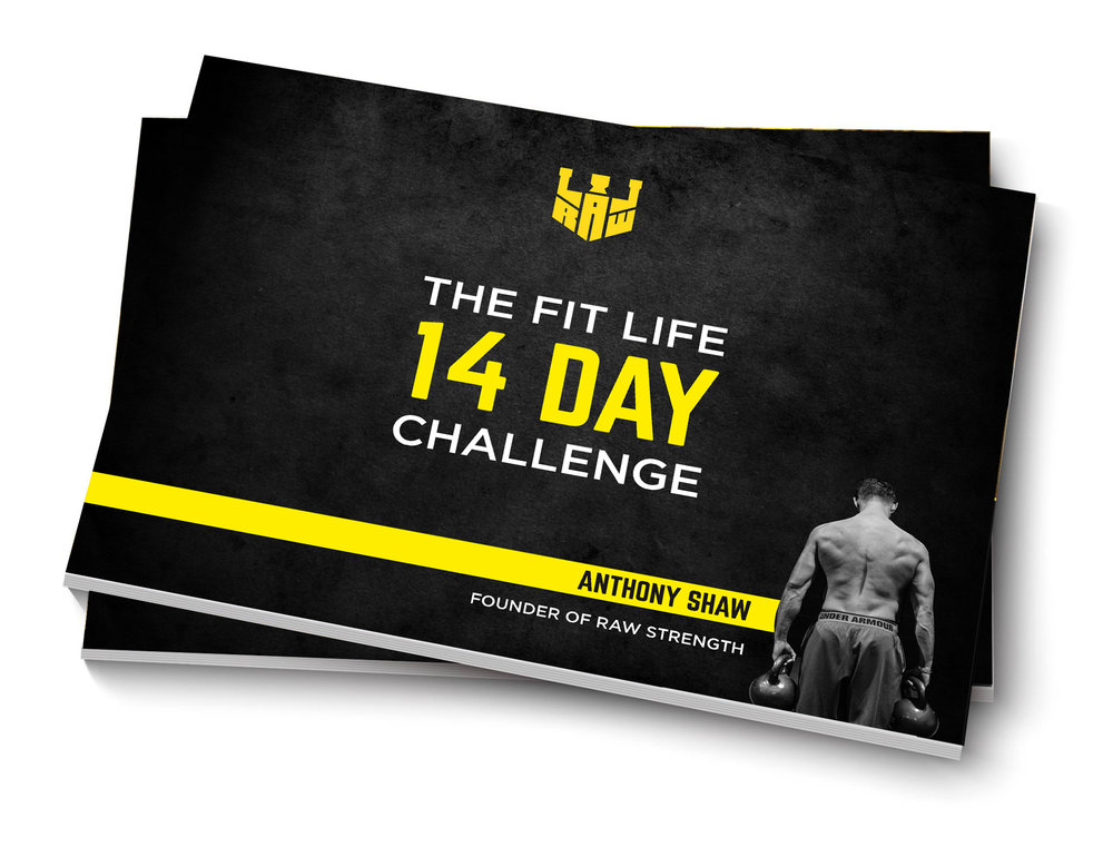 JOIN THE FIT LIFE! Our FREE 14 Day Fat Loss Challenge - Take our 14 Day Fat Loss Challenge and we'll PROVE, step-by-step, what 14 days of focused training and nutrition can do for your physique...