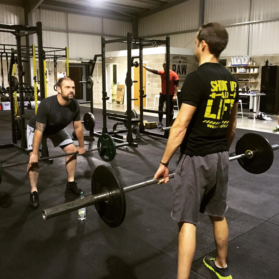 BUILT - MEN'S SIGNATURE SMALL GROUP TRAINING FOR STRENGTH AND FAT LOSS