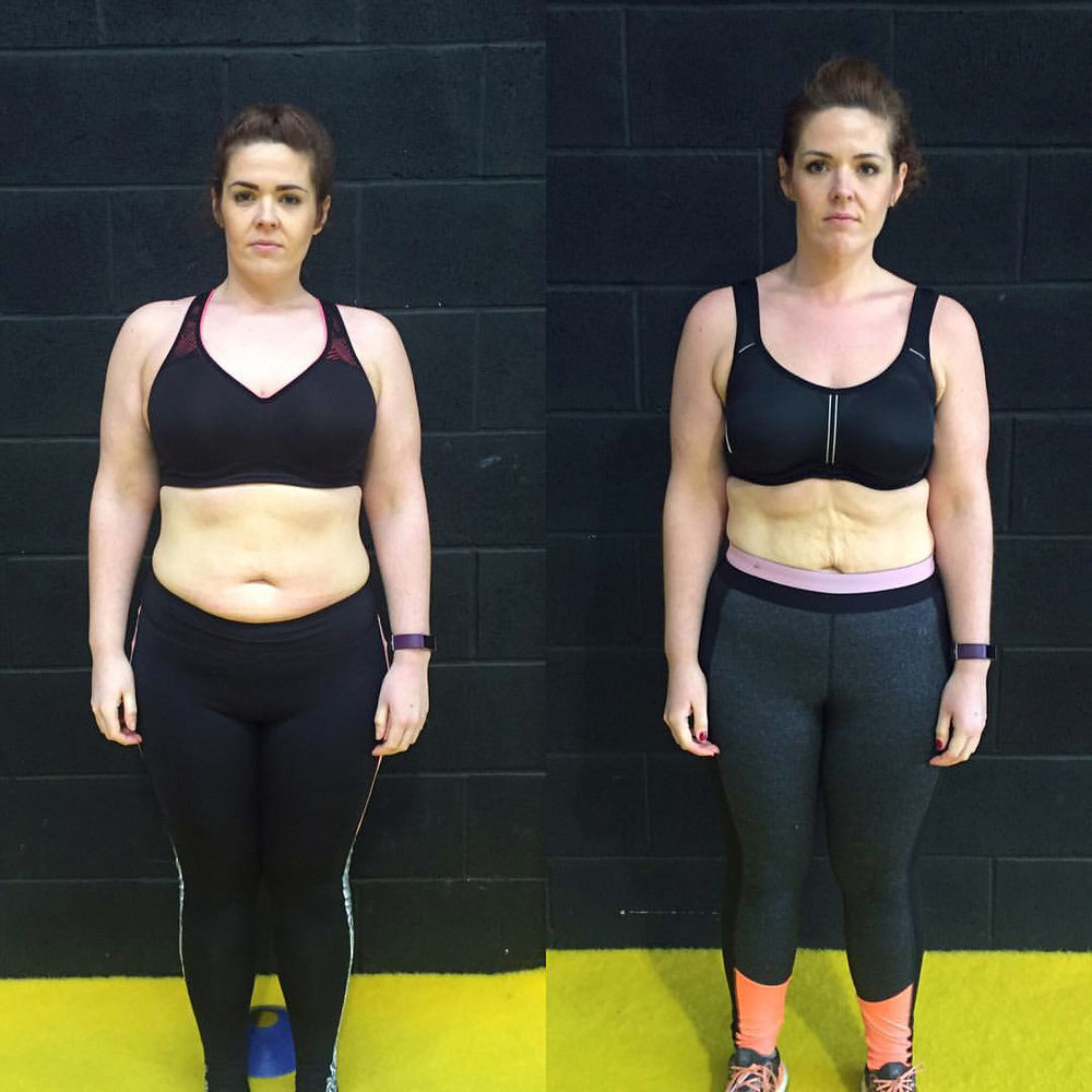 """4b03f38b379e """"I ve been going to Raw Strength Gym for six months. I love the supportive  environment and motivational approach of the two coaches."""