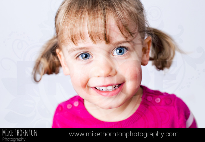 Professional children photography