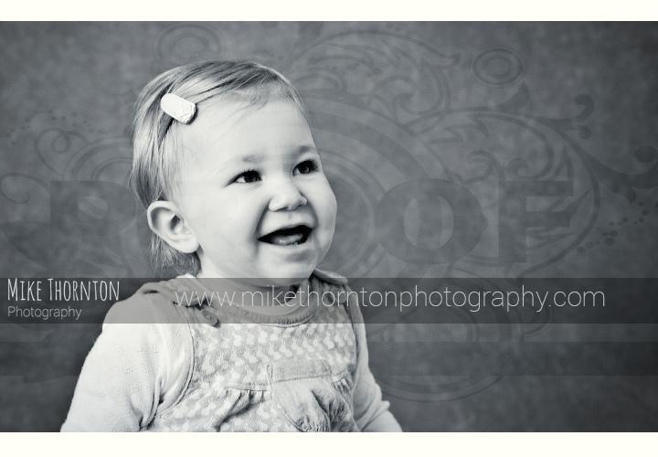 smiling baby cambridge