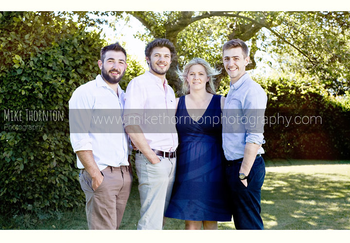 family photography on location in Cambridge