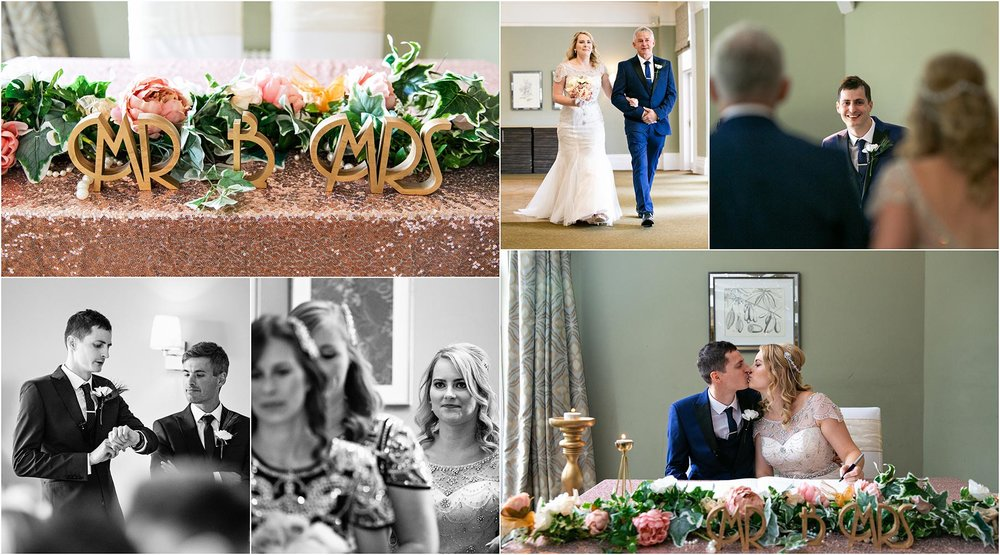 wedding photography at Woodside, Kenilworth