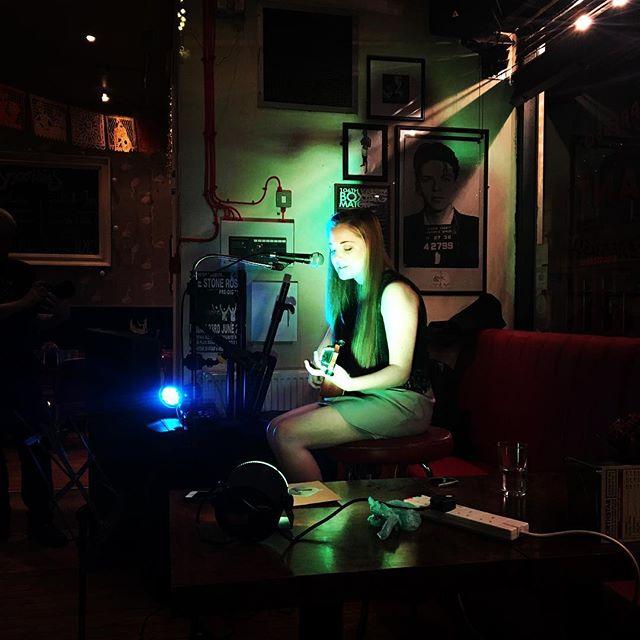 Summer Songwriters Showcase 2017 Winner! The beautifully talented Jen Anderson!