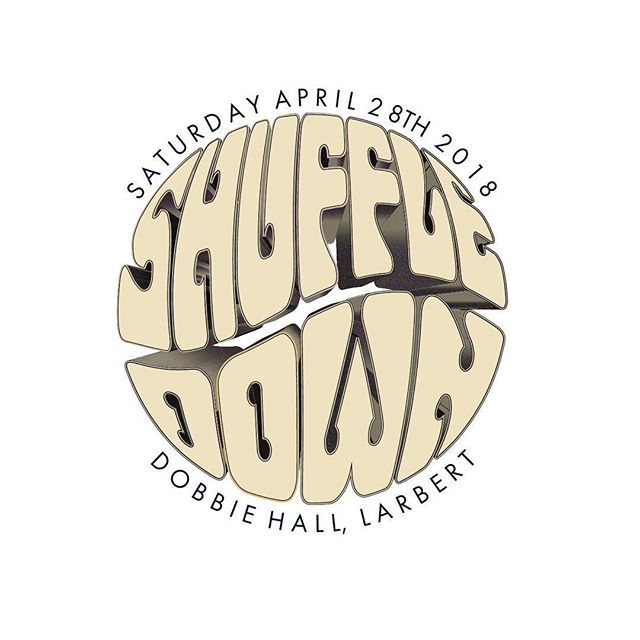 Not long until this brilliant event at the Dobbie Hall in Larbert!  The 4th Shuffle Down Festival takes place on Saturday 28th April with the doors opening at 2pm  There will be 2 stages of live music, real ales, prosecco bar, silent disco, street food, arts & craft stalls and lots more!  We urge anyone coming to grab their tickets in advance from the link below!  http://skiddle.com/e/13105496  Or if you can get down to Noise Noise Noise on Vicar St you can save a couple of quid in booking fees! #shuffledown #festival #larbert  #falkirk #livemusic