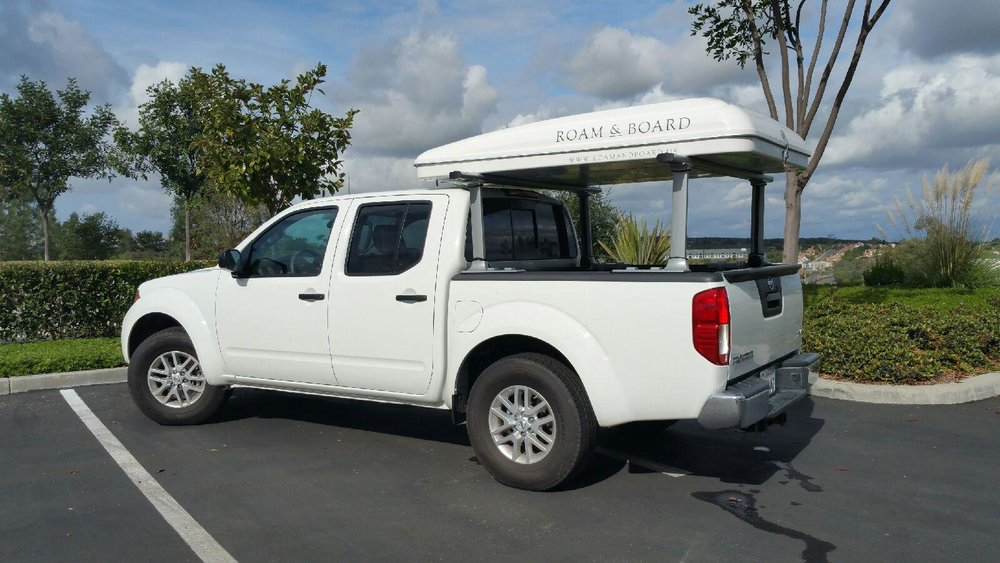 Nissan Frontier Roam And Board Airstream Rv Rental