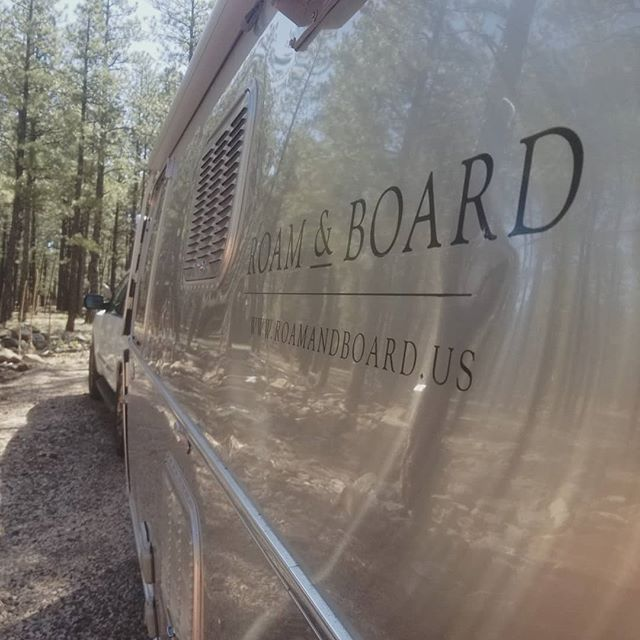 Grand Canyon, you never disappoint! #airstream #grandcanyon #roamandboard #roamtheplanet #goroam #gooutside #silverlining #arizona #camping #siverbeauty #glamping #adventure