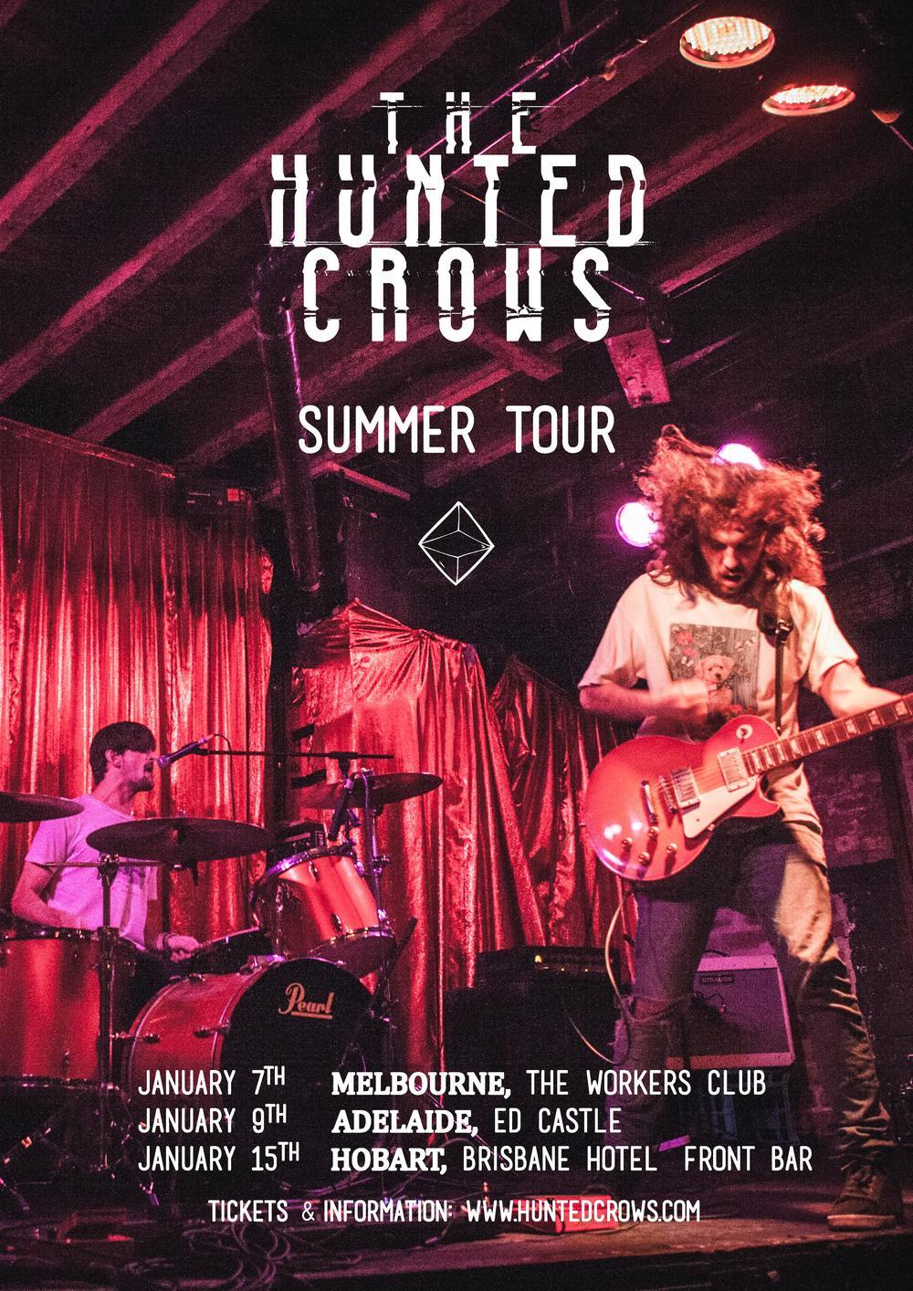 Summer Tour 15/16