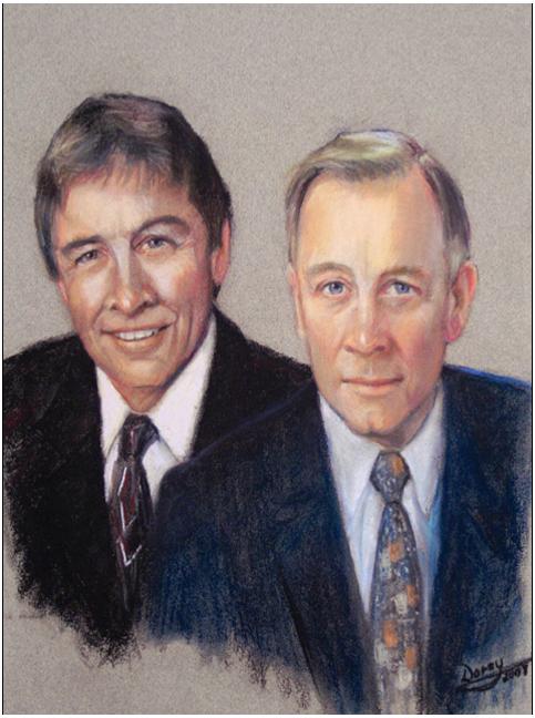 David and G. Peter Wilson