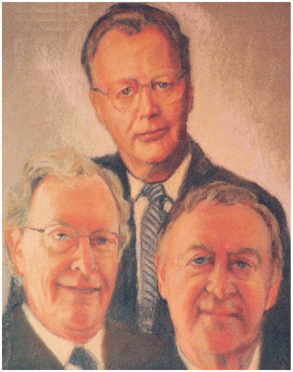 William M. Sobey, Donald R. Sobey, David F. Sobey