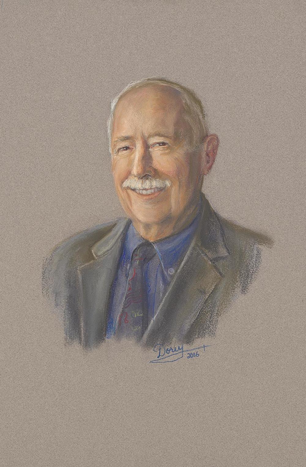 George Caines, QC