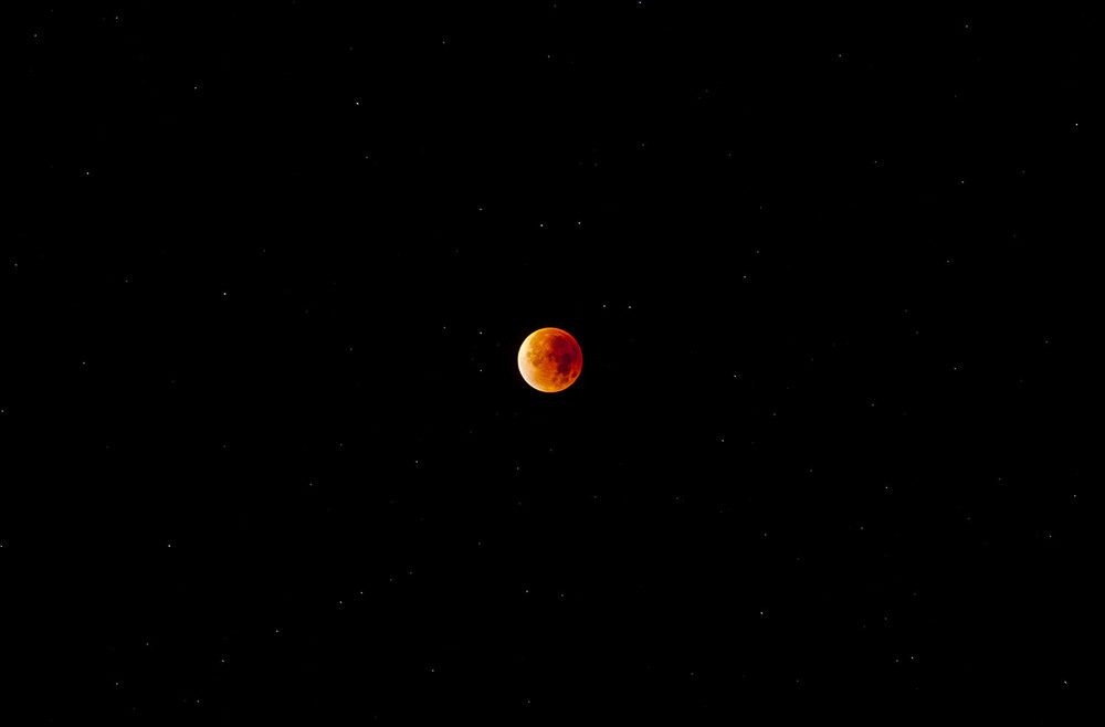 Super Blood Moon, Copenhagen 28.09.2015