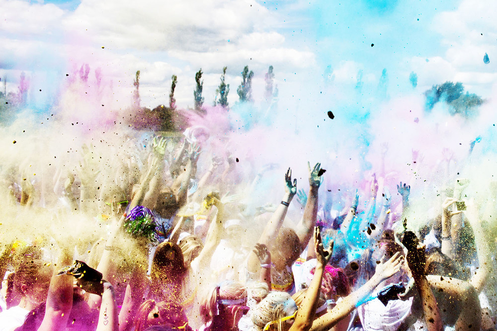 The Color Run, Copenhagen