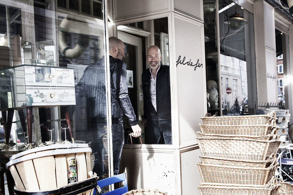 Lars Kristensen - Fil De Fer shop