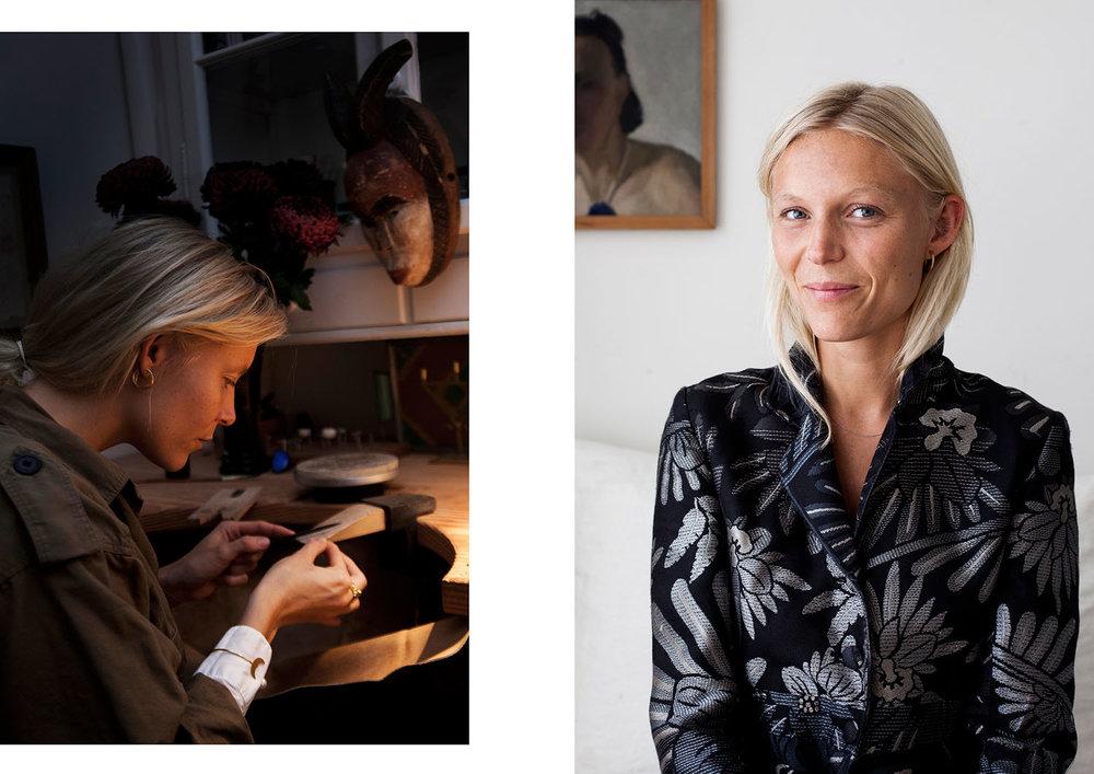 Olga Bonne - Jewellery