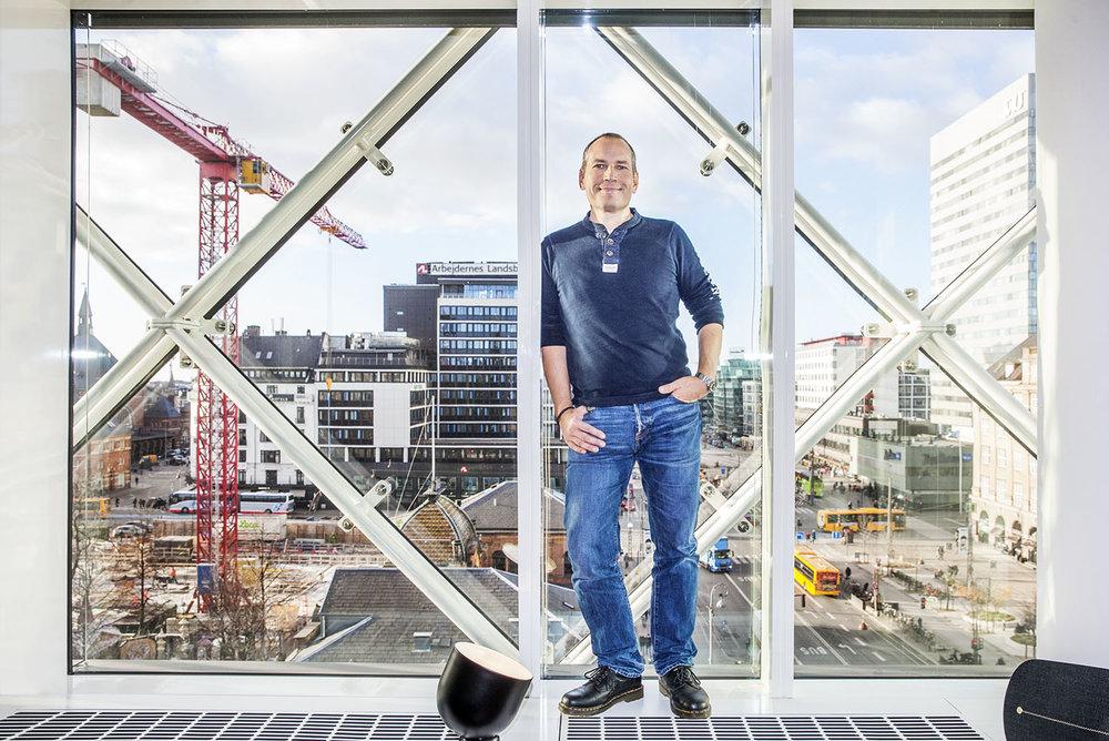 Martin Thorborg - Entrepreneur