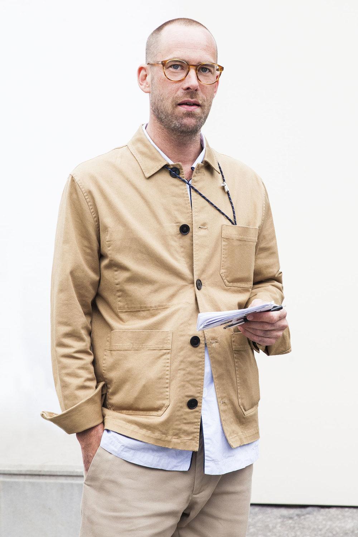 Frederik Lentz Andersen, Fashion Director