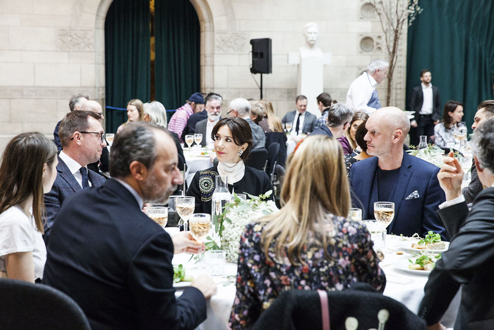 CFW opening lunch AW17