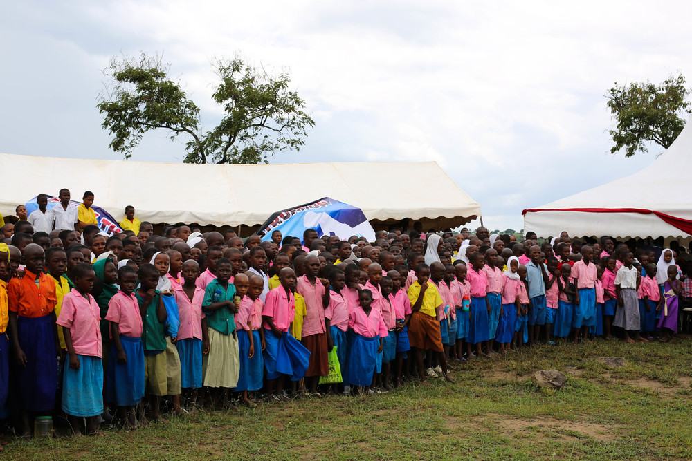 2015 Menstrual Hygiene Day Celebrations in Kwale County, Kenya