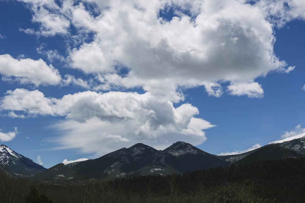 The Rockies, Colorado.