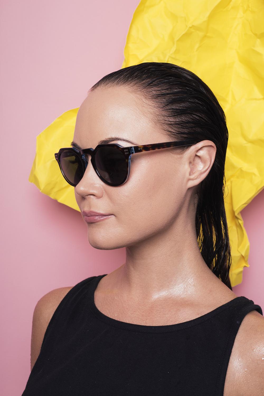 Natasha for  Colab Eyewear .