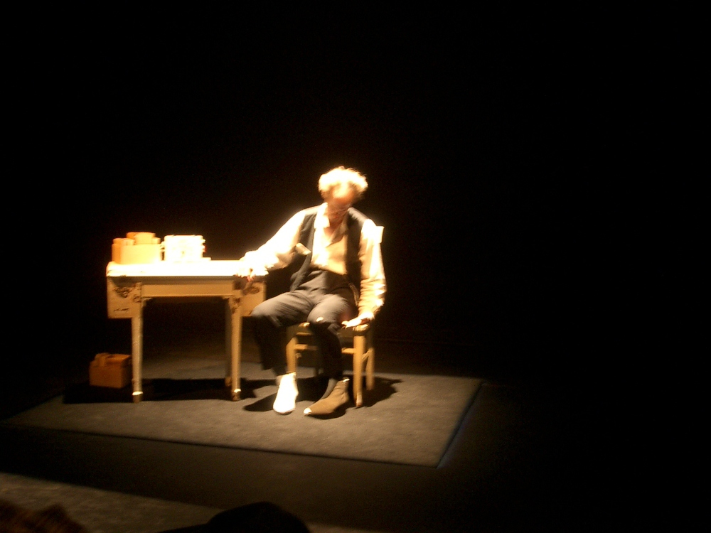 Krapp's Last Tape, 2003
