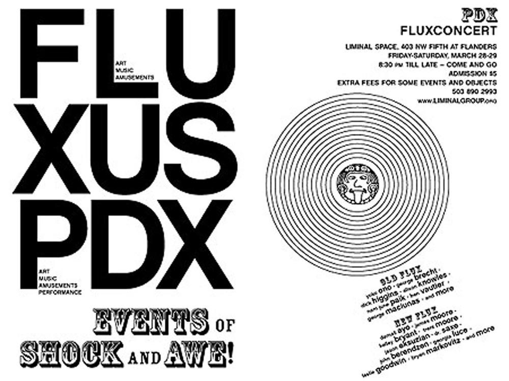 FluXconcert PDX, 2003