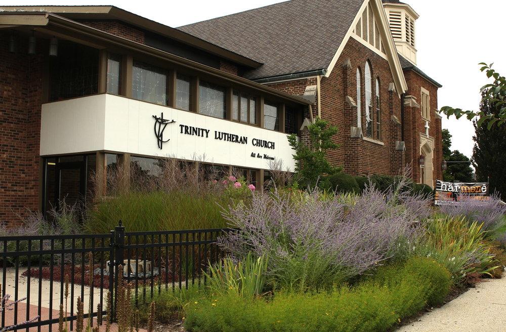 Trinity Lutheran Church 140 N. 7th Ave.