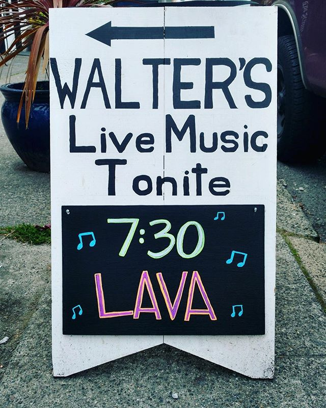 Tonight! LAVA! 7:30-free!