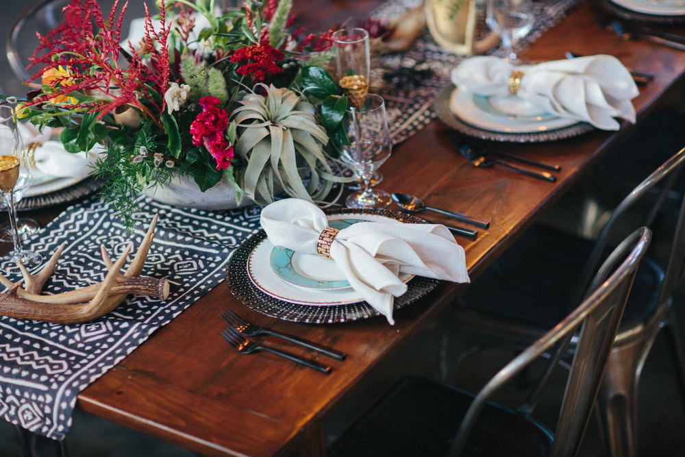 Southwest Bohemian Wedding