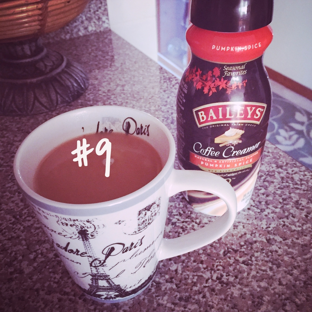 Bailey's Pumpkin Spice Coffee Creamer