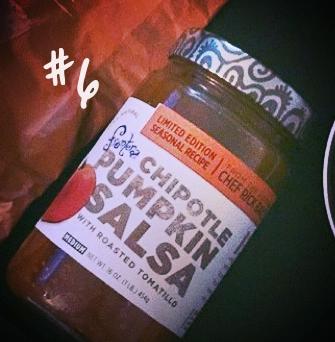 Frontera Chipotle Pumpkin Salsa
