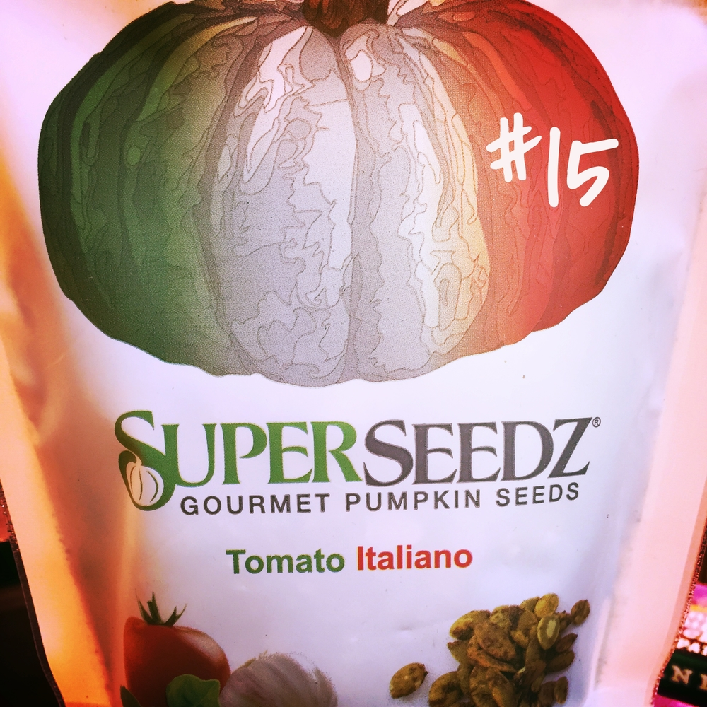 Super Seedz Tomato Italiano Pumpkin Seeds