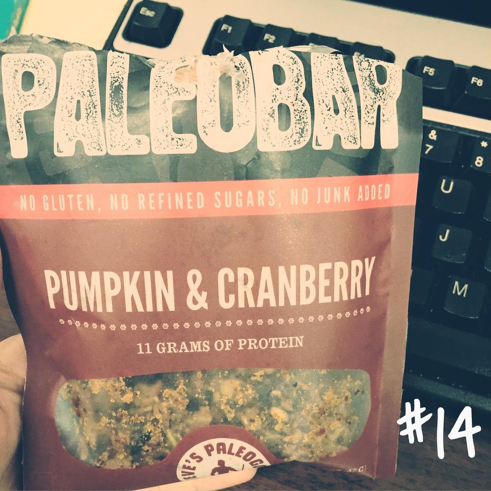 Steve's Paleo Goods Pumpkin & Cranberry